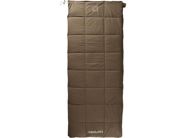 Nordisk Almond +10 Sleeping Bag L bungy cord